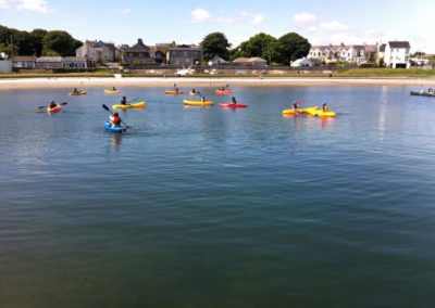 Kayaking county down