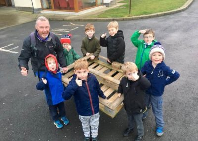 after school club activities north down