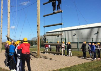 high ropes county down