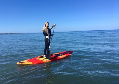 stand up paddle county down
