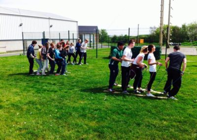 youth group team building county down