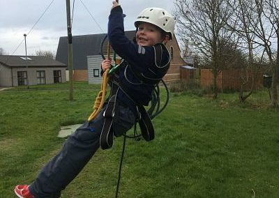 zip wire county down